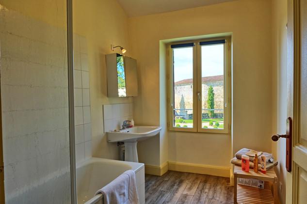 Salle de bain - Maison d'Olive