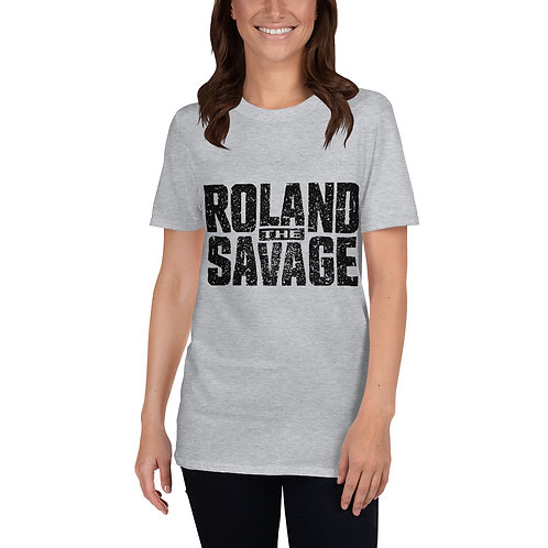 Roland The Savage Short-Sleeve Unisex T-Shirt