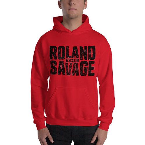 Roland The Savage Unisex Hoodie