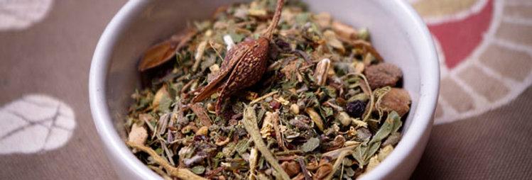 Reishi Mushroom Cold & Flu Tea (per 1/2 / 1 oz)