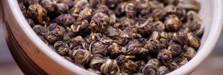 Jasmine Pearls (per 5 grams)