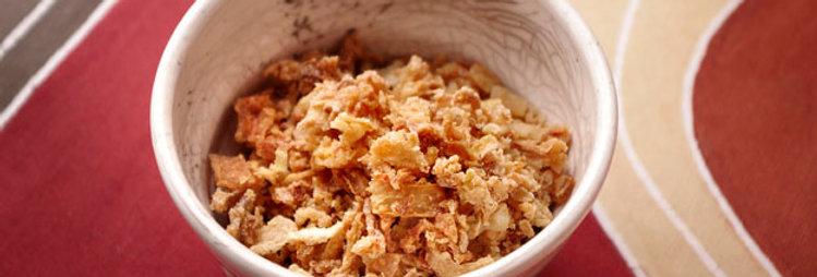 Onions, Crispy Dried Fried, Wholesale