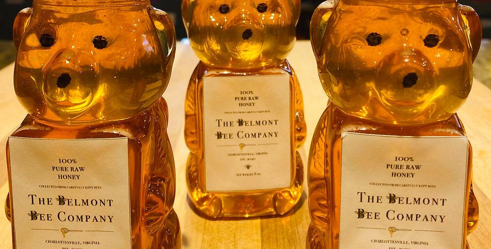 Honey, Belmont Bee Company (8oz)