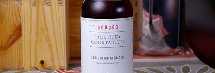 Grenadine, Jack Rudy