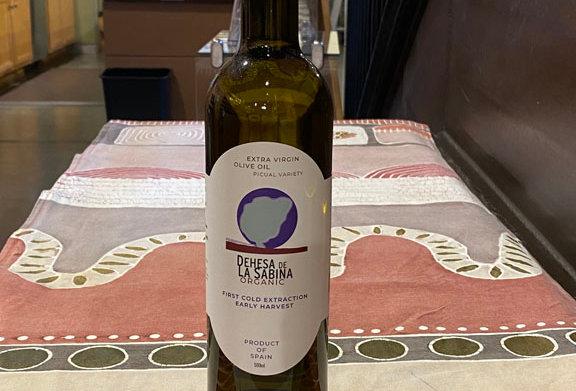 Olive Oil, Spanish, Dehesa de la Sabina (16.9floz / 0.5l)