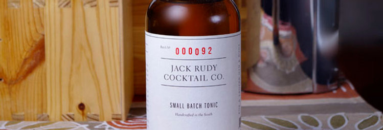 Elderflower Tonic, Jack Rudy