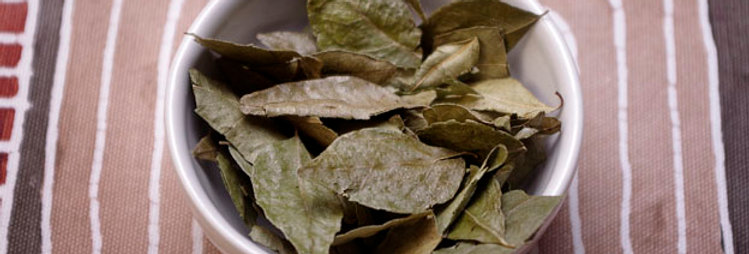 Curry Leaves (per 6 grams)