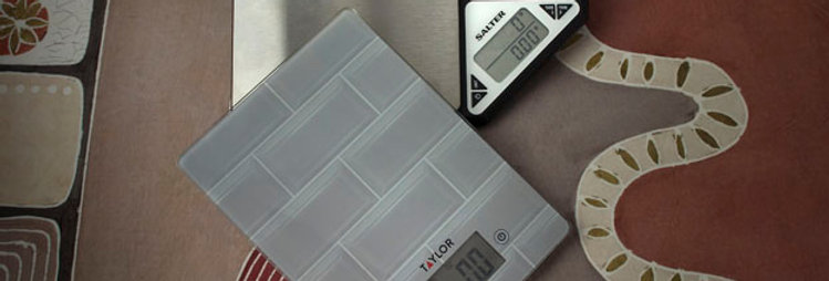 Glass Digital Kitchen Scale
