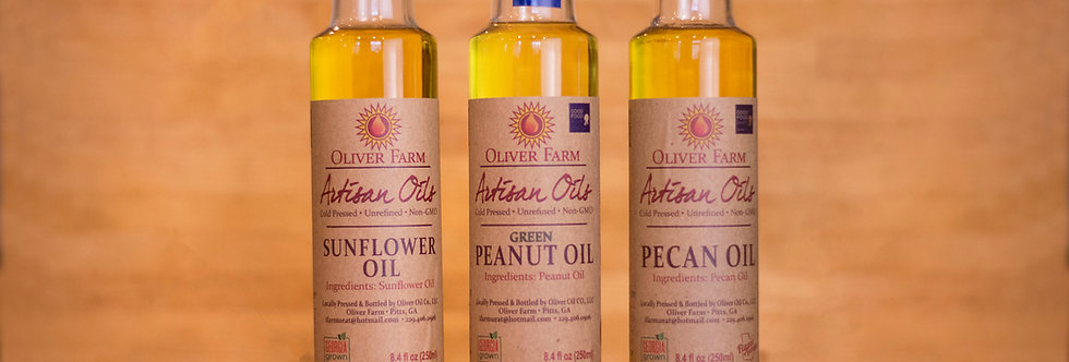 Sunflower Oil, Oliver Farm