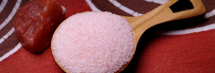 Himalayan Pink Salt, Fine (per oz)