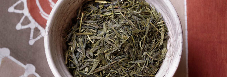 Organic Sencha, Green (per oz)