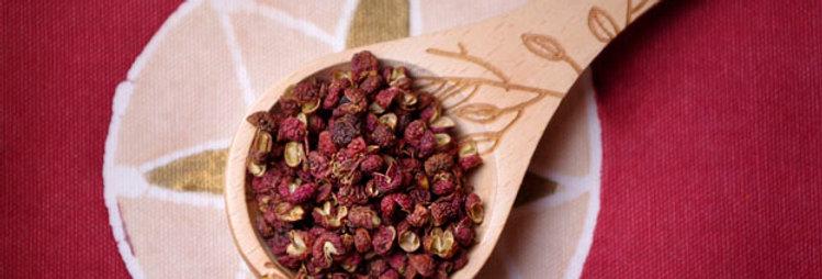 Peppercorns, Szechuan (per oz)