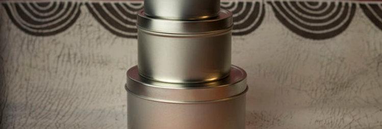 Tin Container (3 sizes)