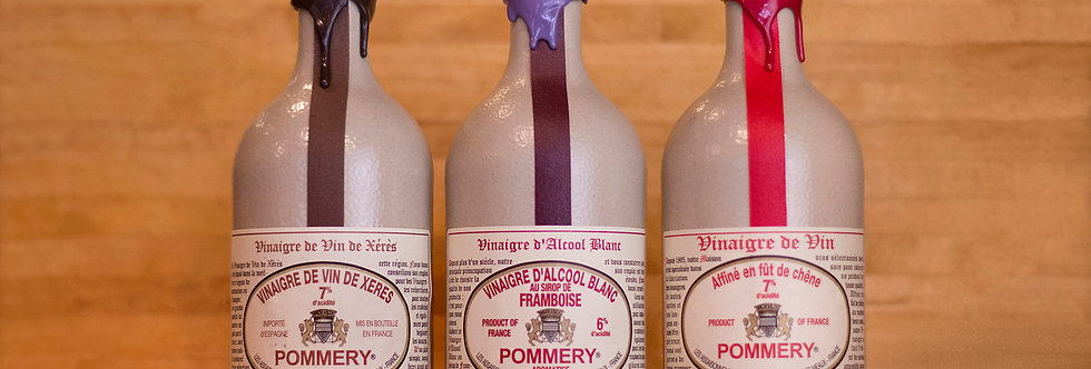 Red Wine Vinegar, Pommery