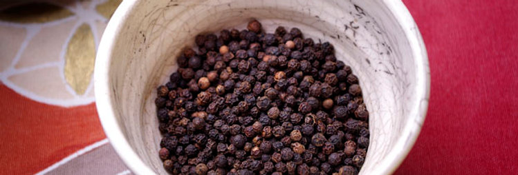 Peppercorns, Black, Fine Grind, Wholesale