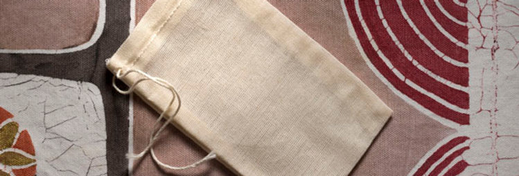 Muslin Bag for Infusions