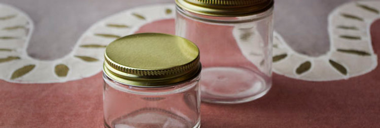 Screwtop Jar (2 sizes)