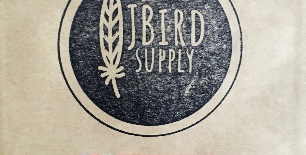 JBird Supply 'South Central' Blend (per pound)