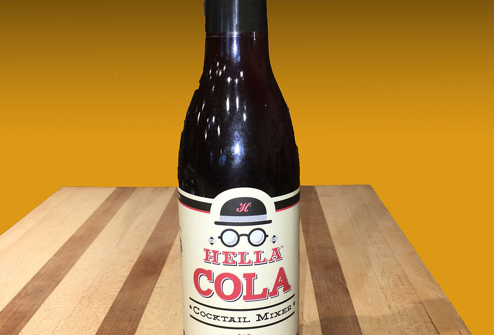 Hella Cola Cocktail Syrup (12.5 fl oz)