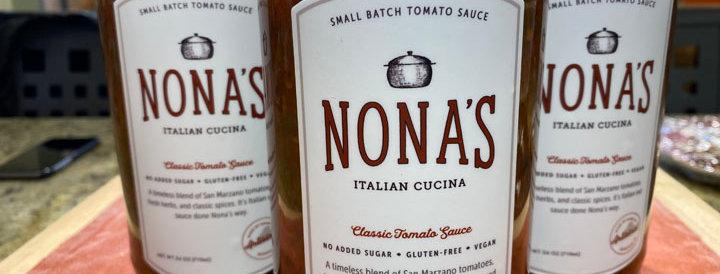 Nona's Classic Tomato Sauce (24oz jar)