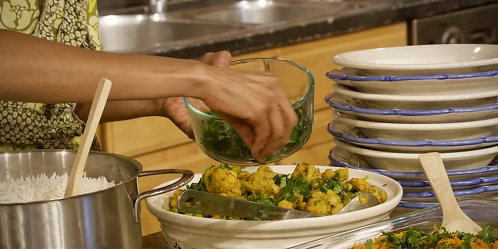 Go South Indian: Vegan and Gluten-free!