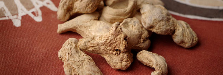Ginger, Dried Chopped (per oz)