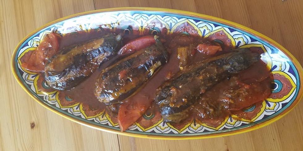 Afghan Cooking w/ Najeeba Popal