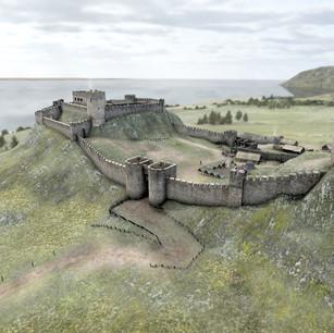 Deganwy Castle 13th Century