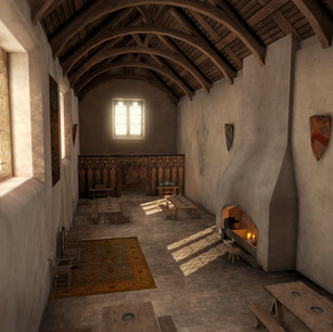 Late Medieval Great Hall