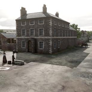 Flint Trelawney Square 1750