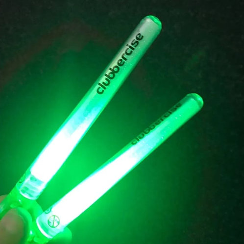 Clubbercise Glowsticks