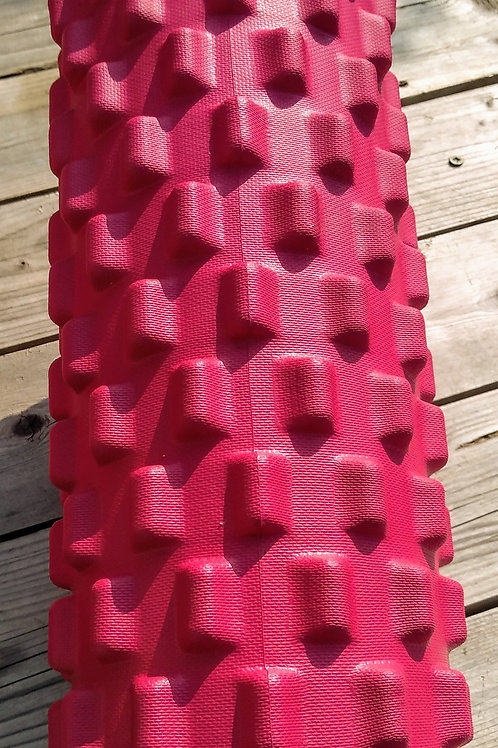Trigger Point Rollers - Pink Medium Pressure