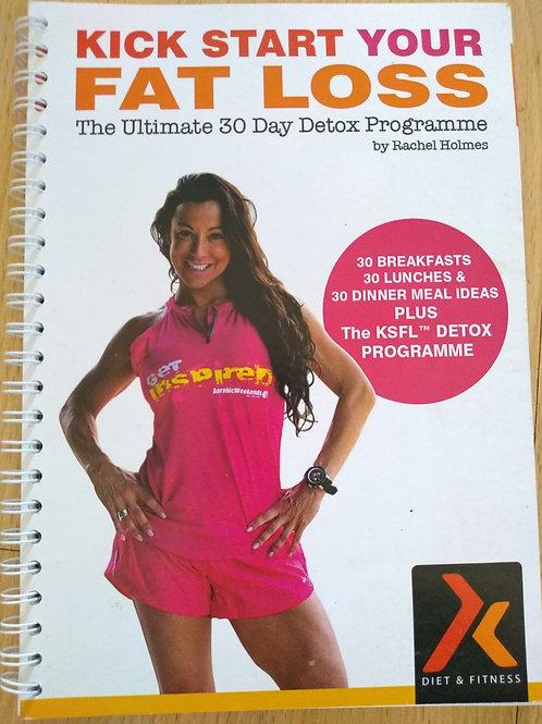 Fat Loss 30 Day Detox Recipe Book
