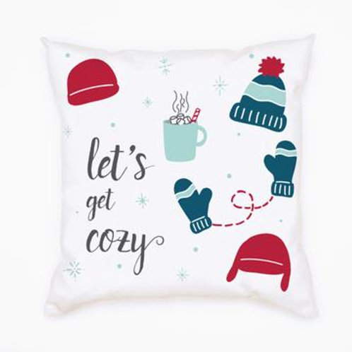 Pillow Covers by Tandem for Two