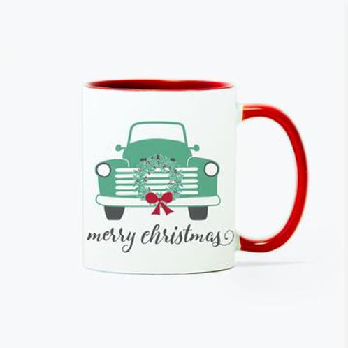 Holiday Mugs by Tandem for Two