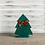 Thumbnail: Wood Shelf Decor by Poppyfields