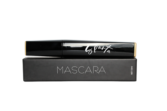 Sparta Beautiful Fiber Mascara BLACK and BOLD