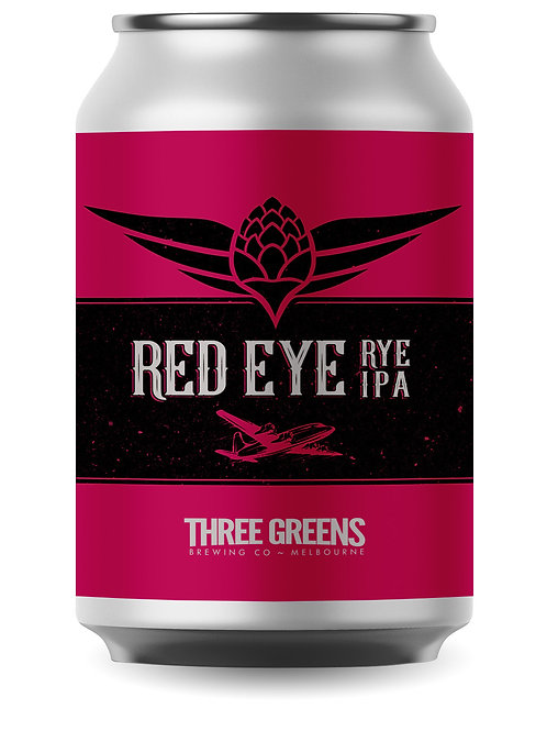 Red Rye IPA Carton 24x355mL Cans