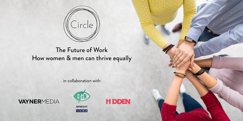 The Future of Work: How women & men can thrive equally