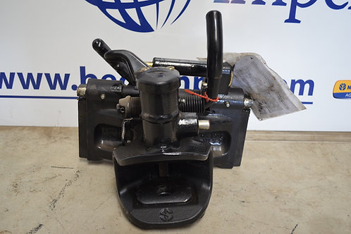 SAUERMANN Automatic Clevis Types Standard with Adapter Plate