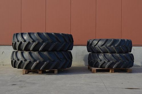 Firestone 2X 420/85 R30 - 2X 520/85 R42
