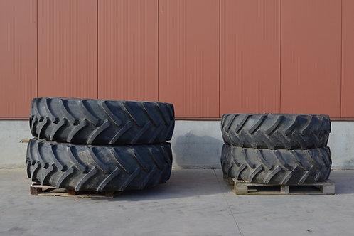 Mitas-Continental 2X 380-85 R30 2X 480-80 R42