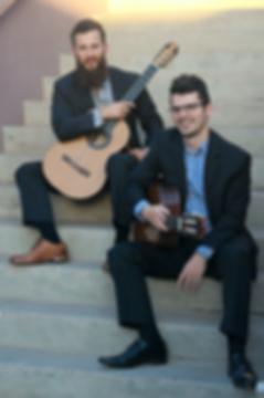 Petrichor Guitar Duo in Concert