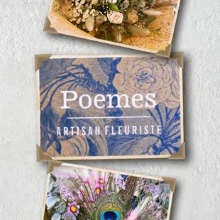 Poèmes Artisan Fleuriste : des compositions florales personnalisées !