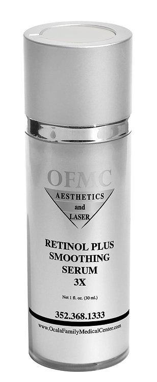OFMC Retinol Plus Smoothing Serum 3X