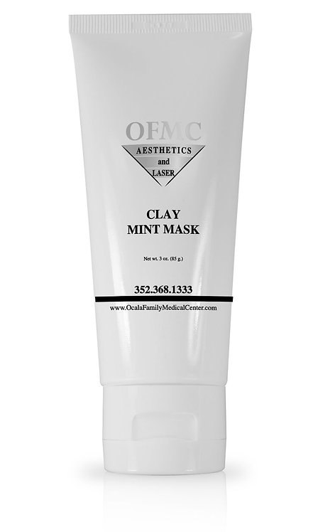 OFMC Clay Mint Mask
