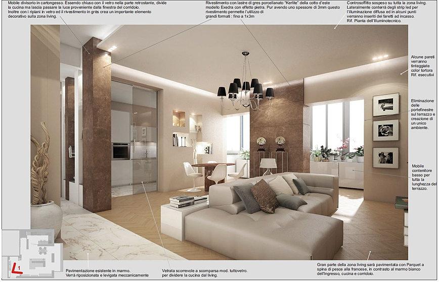 Stefano proietti architetto e interior design terni for Interior designer a roma