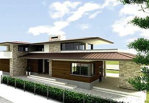 Architetto progetto ville monofamiliari e complessi residenziali