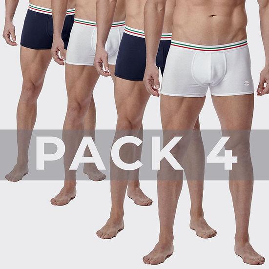 MI Pack 4 Boxer Briefs