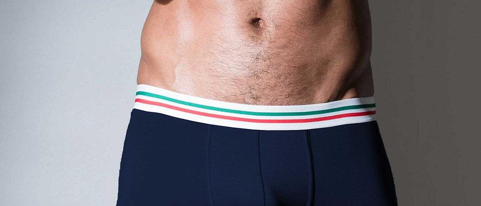 Boxer Bleu Maniere Italiane